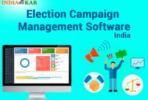 Election Campaign Management Software India