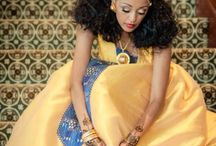 Habesha dresses inspiration