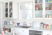Kitchen inspiration / by Ellen Hennessy