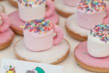 Wonderland desserts