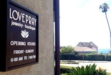 Lovepray jewelry HQ / Thank you for being part of this magical journey, and supporting small business, made in America.