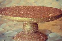 {Sweet Table} All that glitters