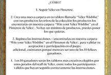 Vélez Wishlist.