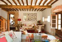 Интерьерная романтика по-испански / Гостеприимные, открытые, солнечные испанские интерьеры могут вдохновить вас на перемены в жизни.