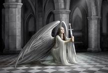 Angels Art