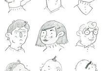 Cartoony / by E Y Shieh