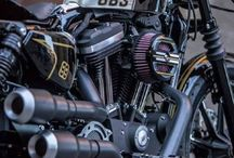 Apache Cucles Harley Parts