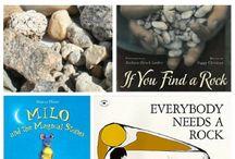Books about rocks