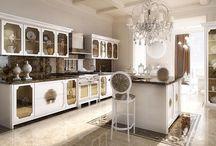 GIUSTI PORTOS представляет кухни / Компания , известная далеко за пределами Италии благодаря ассортименту кованой и расписной мебели, представила новое направление — кухни в стиле либерти