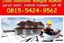 0815.5424.9562 Jasa tukang renovasi rumah surabaya