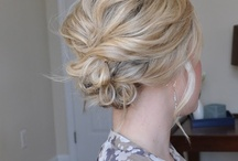 Pretty hairstyles / by Chelsea Wilson