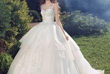 """Свадебные платья """"Сказочные сады"""" / Коллекция свадебных платьев Milva 2016, Wedding dress 2016"""