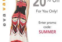 Eva Varro for you only! / Eva Varro for you only 20% off sale!