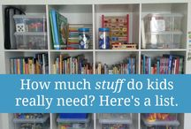 Things kids need for organization