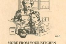Great Depression Recipes / Recipes for from scratch, real food, from the Great Depression and WWI