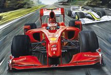 Formula 1 Art / by F1world.it