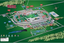 Fan Guide / Tips, maps and pointers for a great visit to the Lady in Black as well as other bits of NASCAR knowledge. / by Darlington Raceway