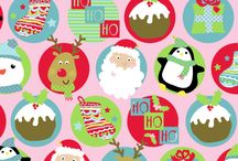 Christmas backgrounds / by Anne Anderson