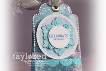 Handmade Tags / by Stacey Adler