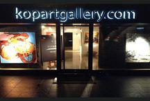 Kopart Gallery / #art #sanat #gallery #galeri #black #white #bw #blackandwhite #paint #kopartgallery #istanbul #tablo #illustration #drawing #draw #artist #sketch #sketchbook #paper #artsy  #masterpiece #creative #graphic #graphics #artoftheday #sculpture #canvas #painting #modernrart #gallery