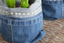 Jeans Utensilo