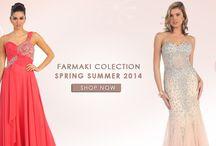 Μακρύ Φόρεμα / Υπέροχα μακριά φορέματα από φίνα υφάσματα για να σας συνοδεύσουν σε κάθε περίσταση.
