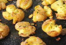 Potatis rätter