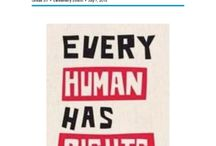 Human Rights in the Classroom / Human Rights lessons and informational articles for teachers to use in the classroom