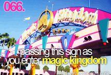 The Wonderful World of Disney / by Jennifer Neily