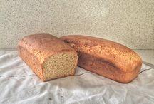 Χειροτεχνήματα! / Χειροποίητο ψωμί με προζύμι!