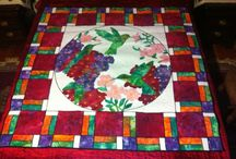 2oldbroads quilts / Our experimental quilts - trying new things with old techniques