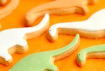Dinosaur Boy's Room Ideas, DIY's and Party Fun