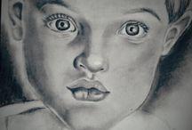 Amalie Olsen,Age 15.Drawing-Awesome-Amazing-Artist-