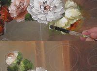 Óleos de flores