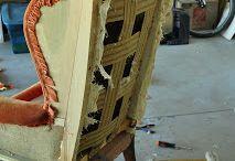 møbel polstring