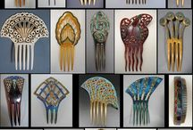 Ladies Hair picks