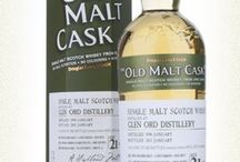 Glen Ord single malt scotch whisky / Glen Ord single malt scotch whisky