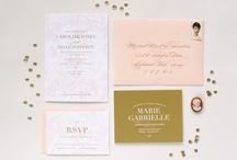 Catalina Wedding Invitation