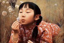 Artist: Wang Yidong