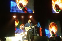 Ed Sheeran concert 12.2.2015 Prague