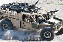 Cool Military Vehicles