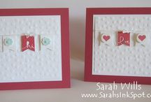 Stampin Up 2014 Sale-a-bration / by Sarah Wills