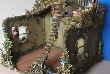 Fairy house project