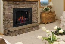 Fireplaces-Electric