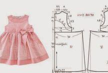 Modelos costura