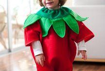 handmade children costume