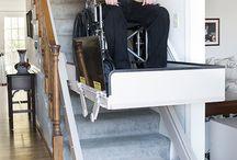 Stairways aids