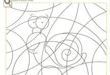 Зашумленные картинки как у Гальской в Звоночке
