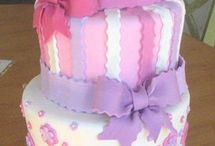 Cake decorating ideas / by Lois Williams
