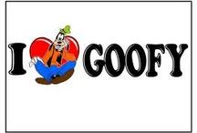 Goofy - Langbein
